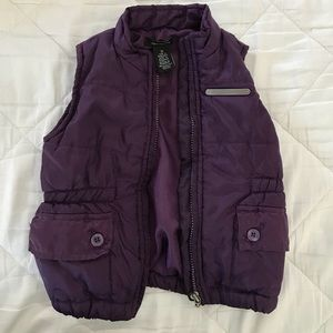 Other - Toddler girl Calvin Klein vest